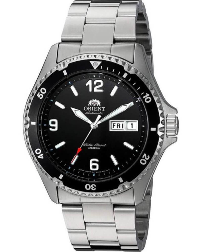 reloj hombre automático Orient Mako II FAA02001B