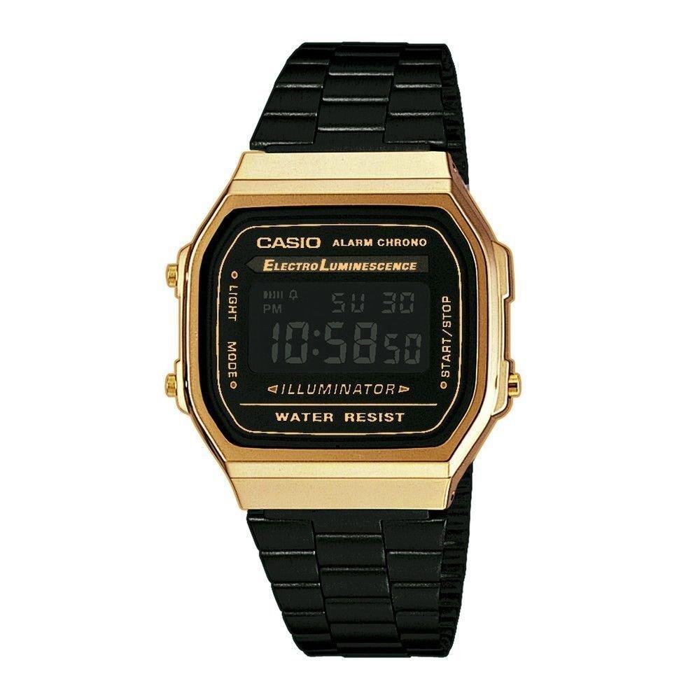 Reloj Casio collection A168WEGB-1BE