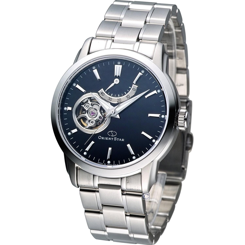 Reloj hombre automático Orient Star SDA02002B correa acero