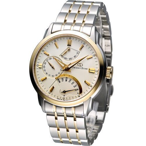 Reloj hombre automático Orient Star Power Reserve SDE00001W Men's Watch