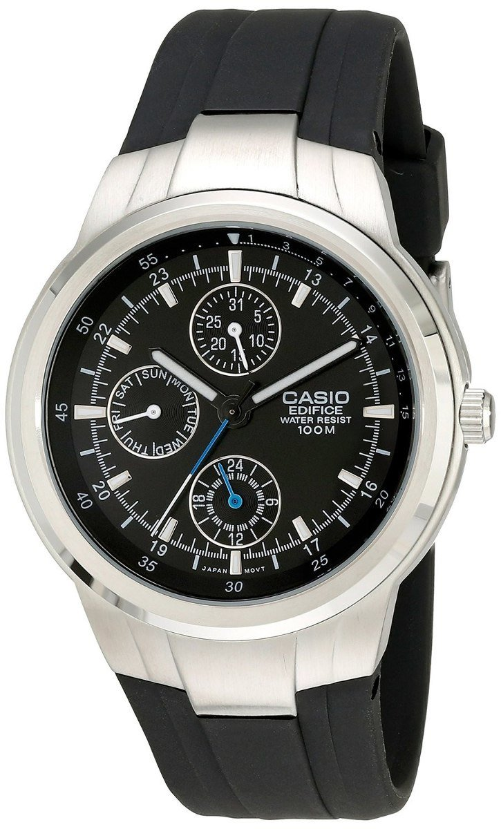 Reloj Casio Edifice  ef-305-1a cronografo multifuncional