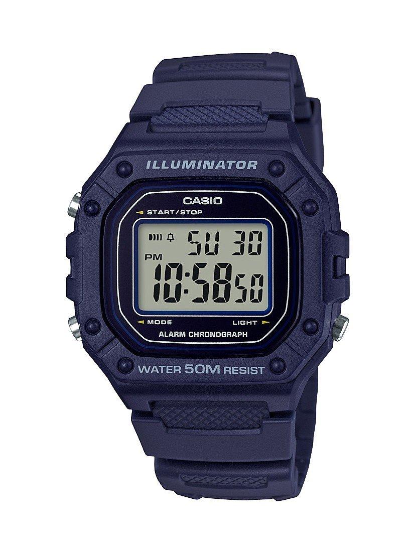 Reloj CASIO digital caballero W-218h-2av CASIO