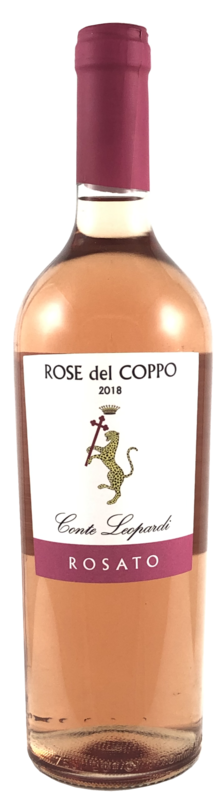 ROSE del COPPO 2020 - Rosato IGT