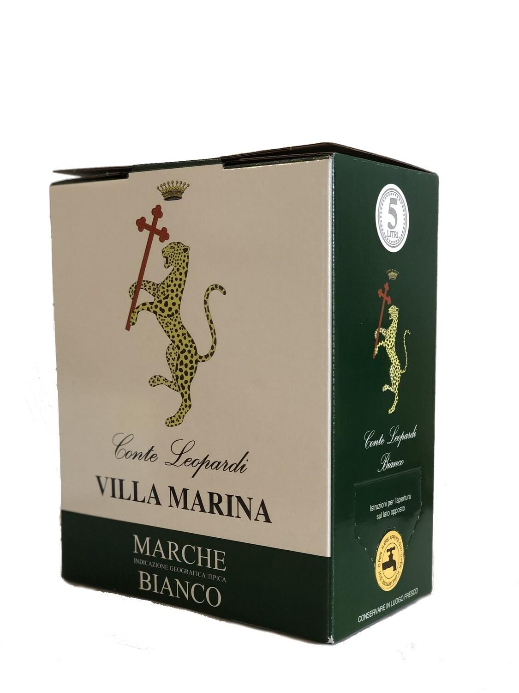 VILLA MARINA BIANCO Marche IGT Bianco - Bag in Box 5 Litri