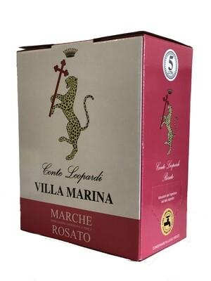 VILLA MARINA ROSATO Marche IGT Rosato Bag in Box 5 Litri