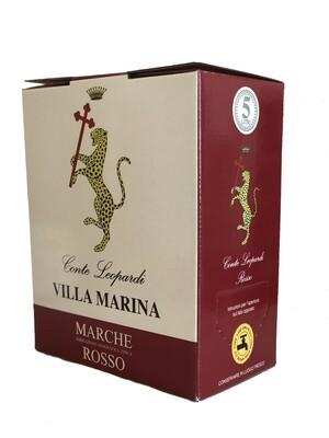 VILLA MARINA ROSSO Marche IGT Rosso Bag in Box 5 Litri