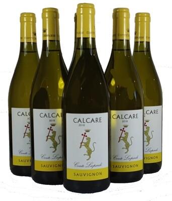 CALCARE Sauvignon  2020 - Confezione da 6 bottiglie