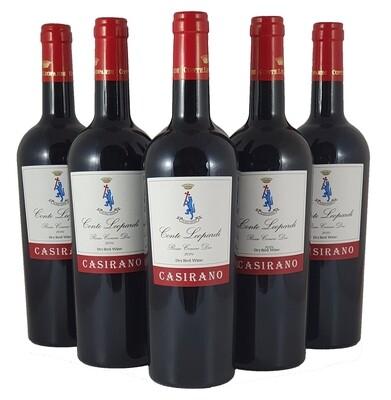 CASIRANO Rosso Conero Doc 2014 Confezione da 6 Bottiglie