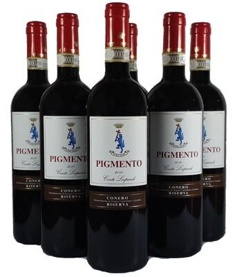 PIGMENTO Conero DOCG Riserva 2010 Confezione da 6 Bottiglie