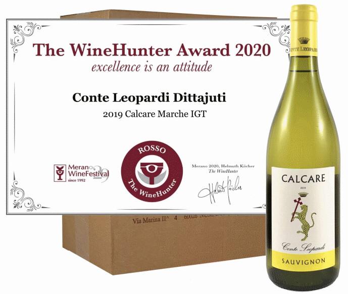 CALCARE Sauvignon  2019 - Confezione da 6 bottiglie