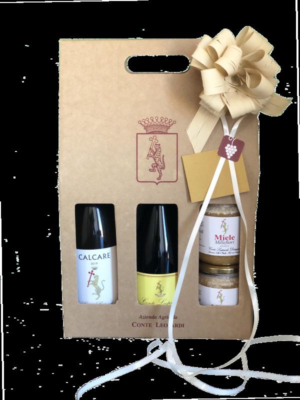 Box Mimosa Festa della Donna