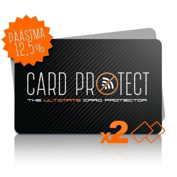 2 kaarti sisaldav pakend