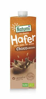 Hafer Drink, Choco + Calcium, 1 l