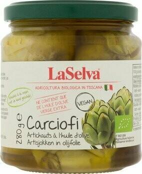 Artischocken in Olivenöl, 280 g
