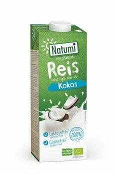 Reis Drink Kokos, 1 l