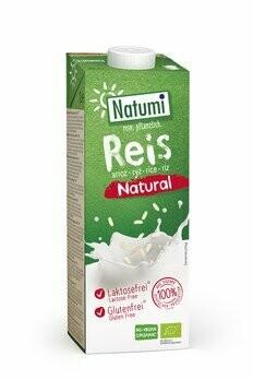 Reis Drink, Natural, 1 l