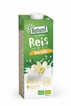 Reis Drink, Vanille, 1 l