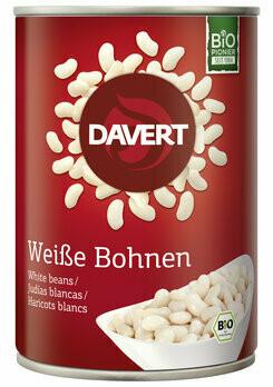 Weiße Bohnen Konserve, 400 g
