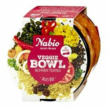 Veggie Bowl Bohnen TexMex