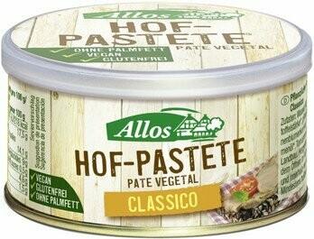 Hof Pastete Classico 125 g