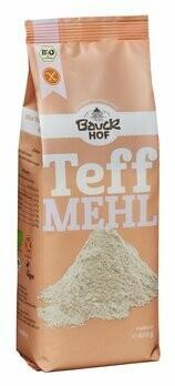 Teffmehl Hell, 400 g