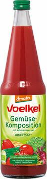 Gemüse-Komposition demeter, 700 ml