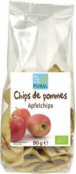 Apfelchips, 90 g
