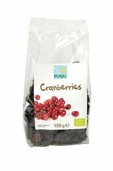 Cranberries, 150 g