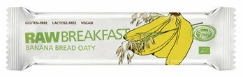 Raw Breakfast Bananenbrot Haferli, 40 g