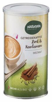 Getreidekaffee Instant Zimt & Kardamom Dose, 125 g