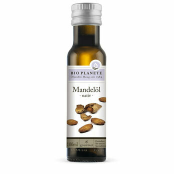 Mandelöl nativ, 100 ml