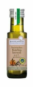 Steirisches Kürbiskernöl g.g.A. geröstet, 100 ml