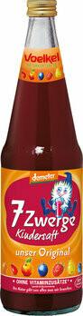 7-Zwerge-Kindersaft demeter, 700 ml