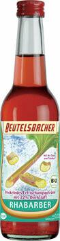 Rhabarber Schorle, 330 ml
