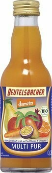 Multi Pur Fruchtsaft demeter, 200 ml