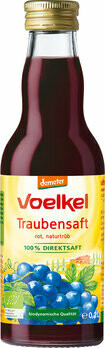 Traubensaft rot demeter, 200 ml