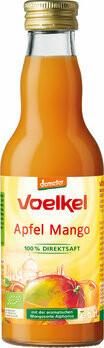 Apfel-Mango-Saft demeter, 200 ml