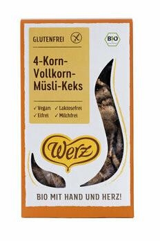 4-Korn-Müsli-Keks, 150 g