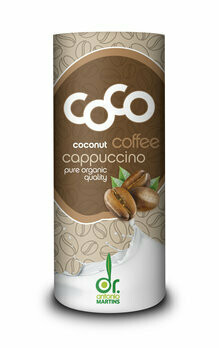 Coconut Coffee Cappuccino, 235 ml