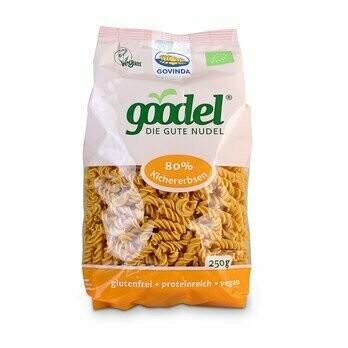 Goodel Kichererbse Spirelli, 250 g