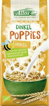 Dinkel-Honig-Poppies, 300 g