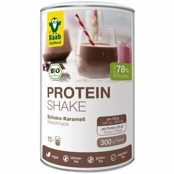Protein 78 Schoko-Karamell Pulver, 300 g