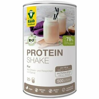 Protein 78 Pur Pulver, 500 g