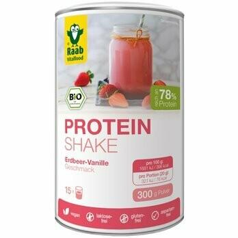 Protein 78 Erdbeer-Vanille Pulver, 300 g