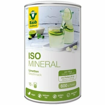 ISO-Mineral Limette, 600 g