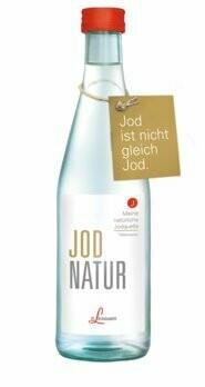 JodNatur Tafelwasser,  330 ml
