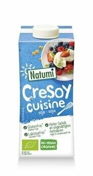 CreSOY Cuisine Soya-Sahneersatz, 200 ml