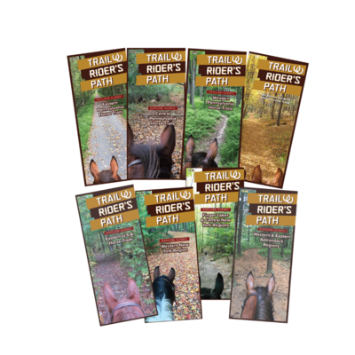 TRP Trail Guides - Set of ALL 8 -  SPECIAL!