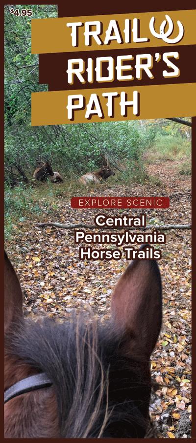 TRP Equestrian Trail Guide - Central Pennsylvania