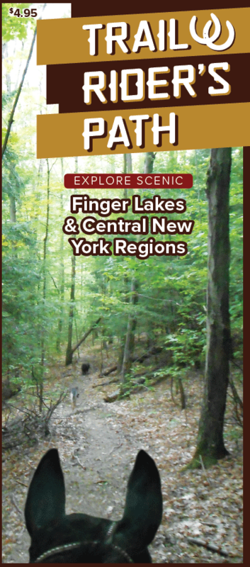 TRP Equestrian Trail Guide - Central & Finger Lakes Region - New York